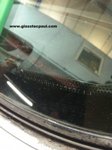 Porsche 911 993 Windscreen Problem